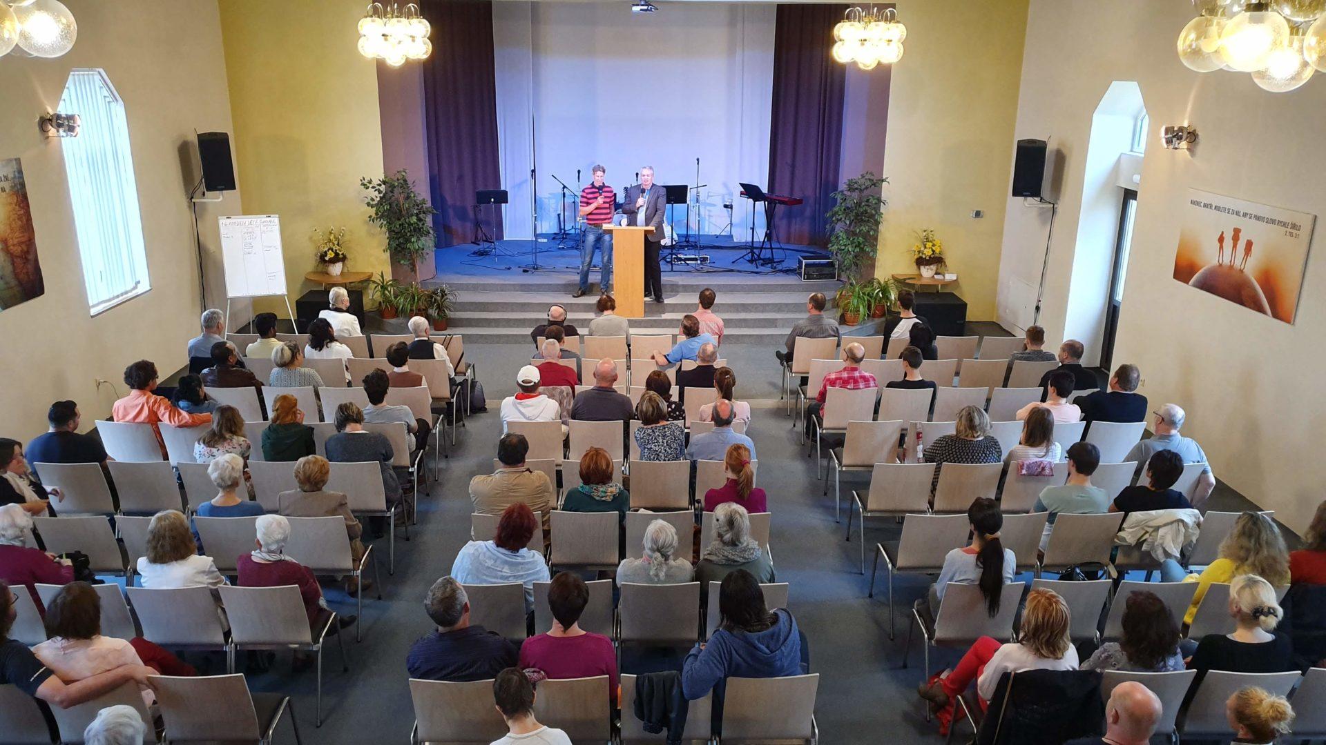 Apoštolská církev, sbor Havířov